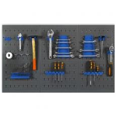 ППФ, перфорована панель для зберігання ручного інструменту