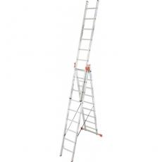 Стремянка KRAUSE Tribilo 3х9 ступеней