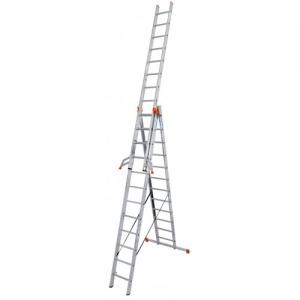 Стремянка KRAUSE Tribilo 3х12 ступеней